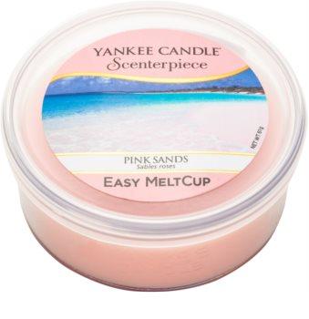 Yankee Candle Scenterpiece  Pink Sands Ceară pentru încălzitorul de cearăCeară pentru încălzitorul de ceară 61 g