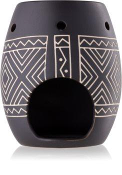 Yankee Candle African Etched keramická aromalampa