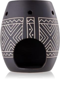 Yankee Candle African Etched lampe aromatique en céramique