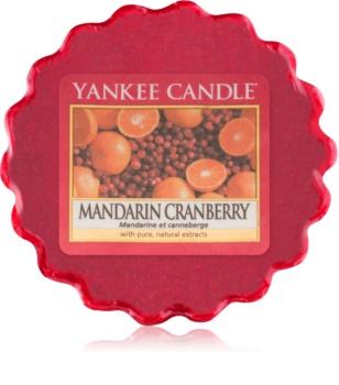 Yankee Candle Mandarin Cranberry κερί για αρωματική λάμπα 22 γρ