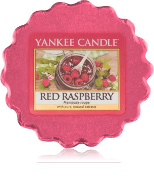 Yankee Candle Red Raspberry ceară pentru aromatizator 22 g