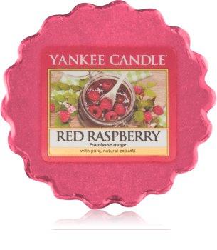 Yankee Candle Red Raspberry illatos viasz aromalámpába 22 g