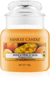 Yankee Candle Mango Peach Salsa illatos gyertya  104 g Classic kis méret