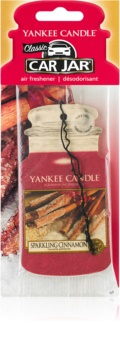 Yankee Candle Sparkling Cinnamon Hanging Car Air Freshener
