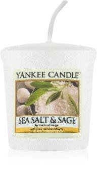 Yankee Candle Sea Salt & Sage candela votiva 49 g