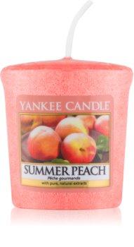 Yankee Candle Summer Peach velas votivas 49 g