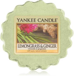 Yankee Candle Lemongrass & Ginger cera derretida aromatizante 22 g