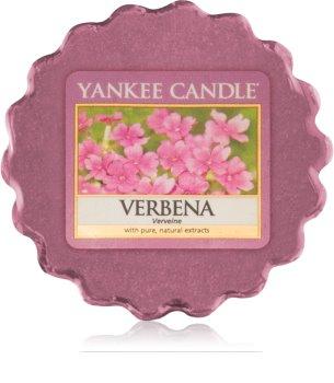 Yankee Candle Verbena cera para lámparas aromáticas 22 g