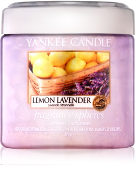 Yankee Candle Lemon Lavender sphères parfumées 170 g