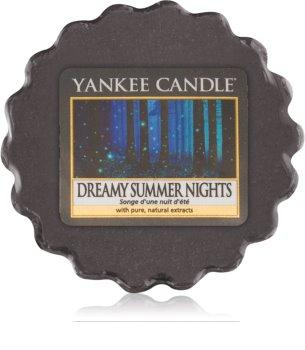 Yankee Candle Dreamy Summer Nights ceară pentru aromatizator 22 g
