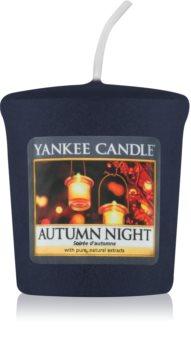 Yankee Candle Autumn Night vela votiva
