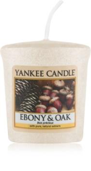 Yankee Candle Ebony & Oak velas votivas 49 g