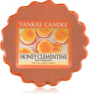 Yankee Candle Honey Clementine ceară pentru aromatizator 22 g