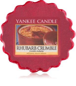 Yankee Candle Rhubarb Crumble восък за арома-лампа  22 гр.