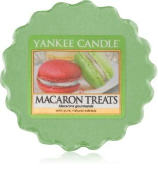 Yankee Candle Macaron Treats Duftwachs für Aromalampe 22 g
