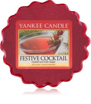 Yankee Candle Festive Cocktail ceară pentru aromatizator 22 g