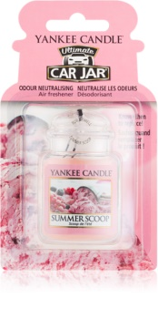 Yankee Candle Summer Scoop illat autóba