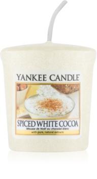 Yankee Candle Spiced White Cocoa вотивна свещ 49 гр.