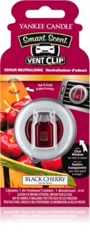 Yankee Candle Black Cherry Autoduft 4 ml Clip