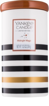 Yankee Candle Limited Edition Midnight Magic vonná sviečka 354 g Décor keramická