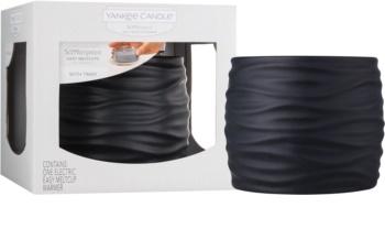 Yankee Candle Scenterpiece  Noah Încălzitor de ceară electric   cu temporizator (Black)