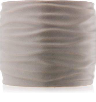 Yankee Candle Scenterpiece  Noah elektryczna aromalampa   z zegarem (Grey)