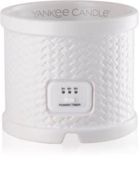 Yankee Candle Weave Electric Wax Melter