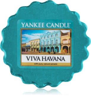 Yankee Candle Viva Havana κερί για αρωματική λάμπα 22 γρ