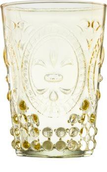 Yankee Candle Old Havana Glass Votive Candle Holder