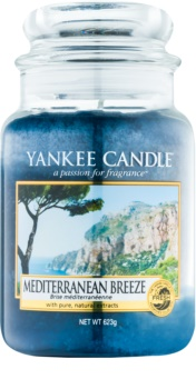 yankee candle mediterranean breeze bougie parfum e 623 g classic grande. Black Bedroom Furniture Sets. Home Design Ideas