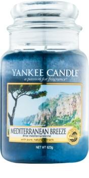 Yankee Candle Mediterranean Breeze Duftkerze  623 g Classic groß