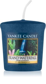 Yankee Candle Island Waterfall votívna sviečka 49 g
