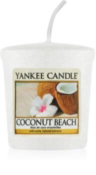 Yankee Candle Coconut Beach votívna sviečka 49 g