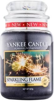 Yankee Candle Sparkling Flame vonná svíčka 623 g Classic velká