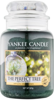 Yankee Candle The Perfect Tree bougie parfumée Classic grande