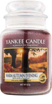 Yankee Candle Warm Autumn Evening vonná sviečka 623 g Classic veľká