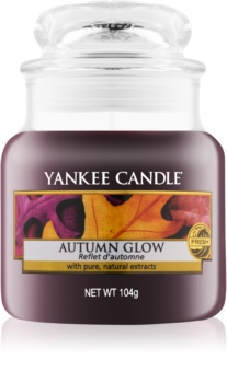 Yankee Candle Autumn Glow Scented Candle 104 g Classic Mini