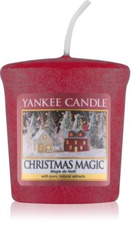 Yankee Candle Christmas Magic velas votivas 49 g