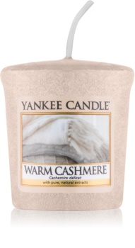 Yankee Candle Warm Cashmere votive candle