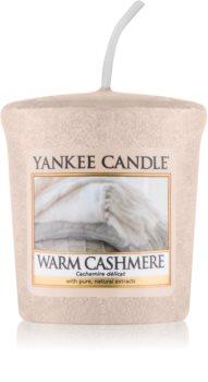 Yankee Candle Warm Cashmere votivní svíčka 49 g