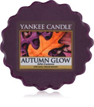 Yankee Candle Autumn Glow cera per lampada aromatica 22 g