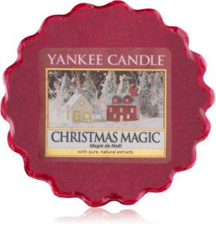 Yankee Candle Christmas Magic cera per lampada aromatica 22 g