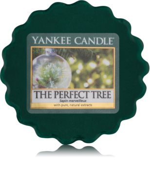 Yankee Candle The Perfect Tree tartelette en cire 22 g