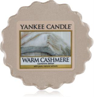 Yankee Candle Warm Cashmere Duftwachs für Aromalampe 22 g