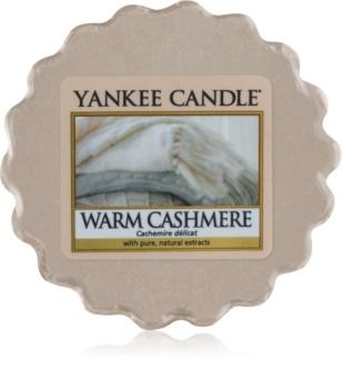 Yankee Candle Warm Cashmere illatos viasz aromalámpába 22 g