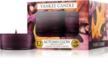 Yankee Candle Autumn Glow čajová sviečka 12 x 9,8 g
