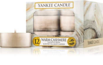 Yankee Candle Warm Cashmere bougie chauffe-plat 12 x 9,8 g