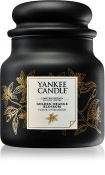 Yankee Candle Golden Orange Blossom dišeča sveča  410 g srednja