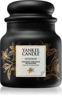 Yankee Candle Golden Orange Blossom Scented Candle 410 g Medium