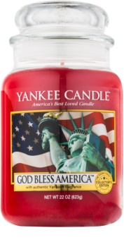 Yankee Candle God Bless America świeczka zapachowa  623 g Classic duża